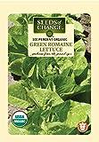 Seeds Of Change 08179 Certified Organic Green Romaine Lettuce