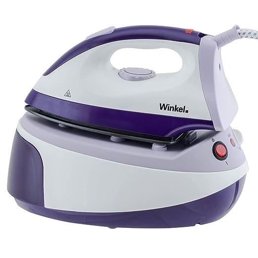2 opinioni per Winkel VS2 Ferro da Stiro a Caldaia, 200 W, 800 ml