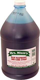product image for BLUE RASPBERRY SNOW CONE SYRUP