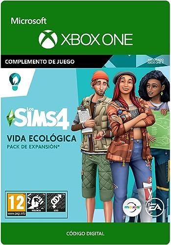 The Sims 4 Eco-Lifestyle | Xbox One - Código de descarga: Amazon ...