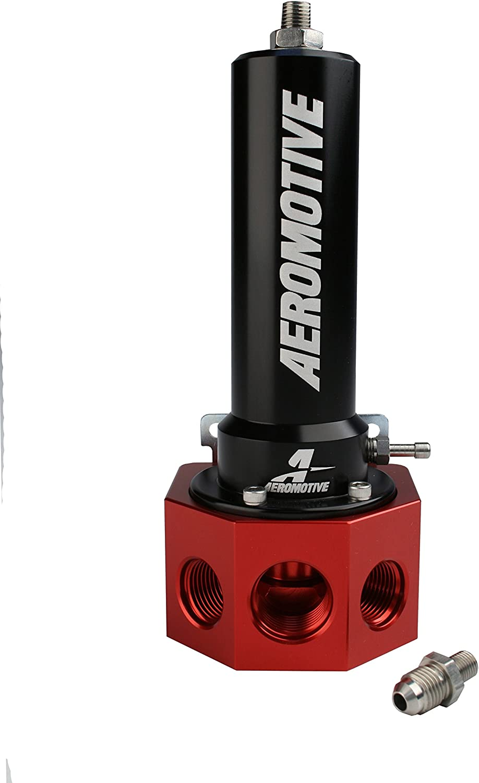 Aeromotive 13113 Belt Pump EFI Regulator 40-100 PSI