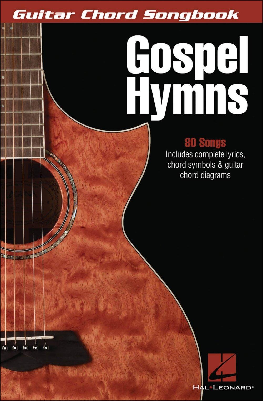 Amazon Gospel Hymns Guitar Chord Songbook 0884088200855