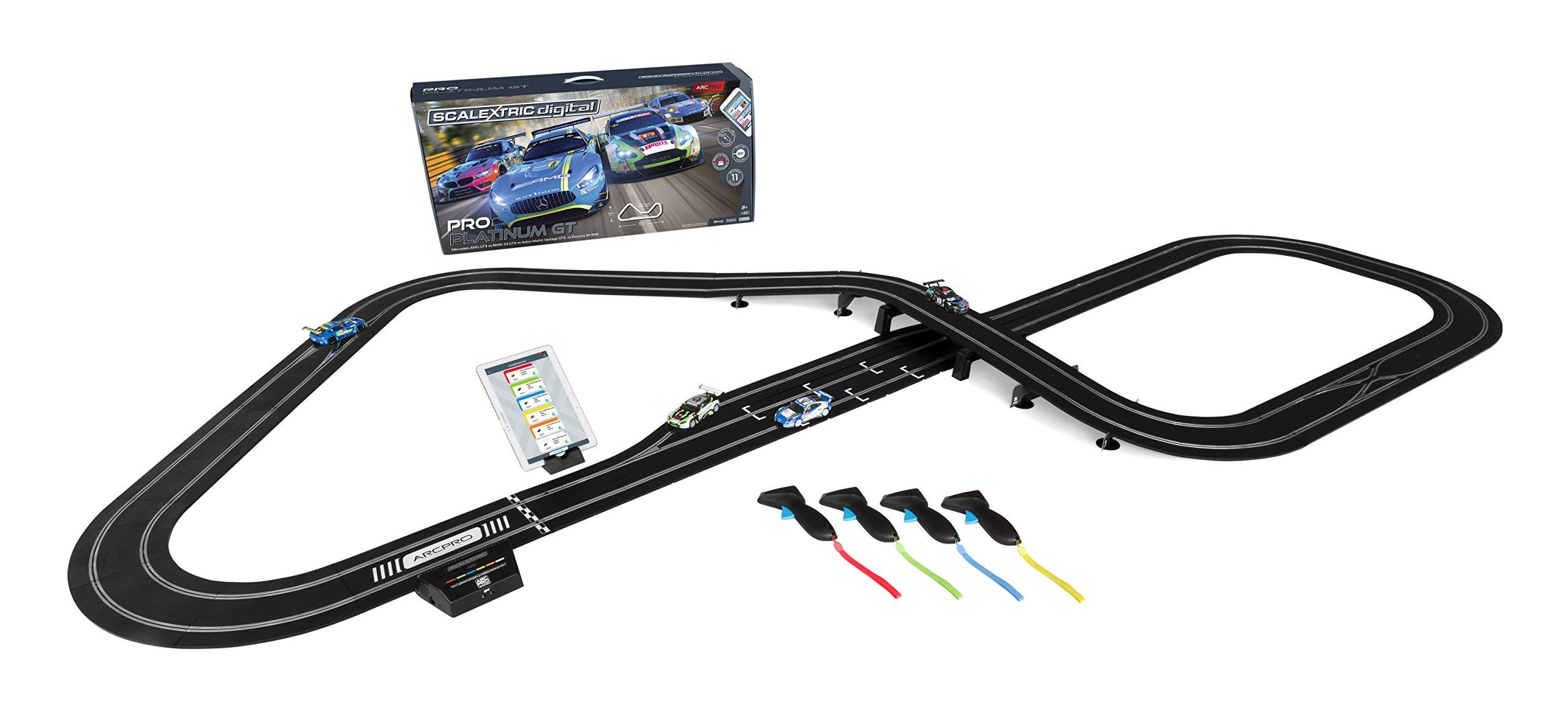 ARC Pro Platinum GT Set Digital Slot Car Race Control System C1374