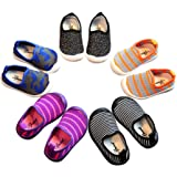 Belong Q. Kids Slip-on Casual Sneakers for Autumn and Winter (Toddler / Little Kid)