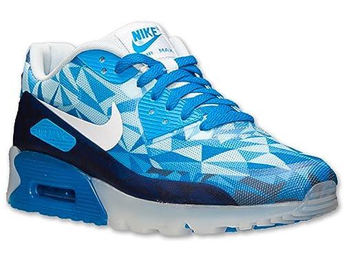Nike AIR Max 90 Premium Mens Running Trainers 333888-402 (9 UK)