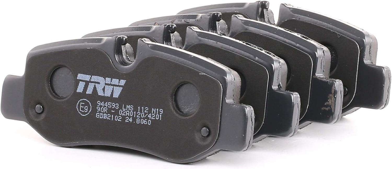 TRW GDB2102 Bremsbel/äge