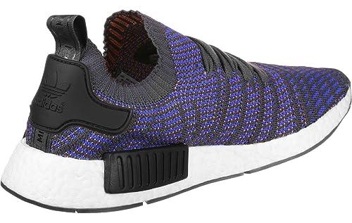 adidas NMD R1 PK Calzado Hi Res Blue/Core Black: Amazon.es: Zapatos y complementos