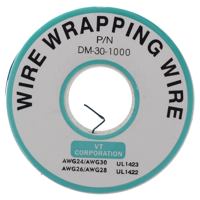 SODIAL PCB Copper Core Jumper Wire Single Conductor: Amazon.co.uk ...