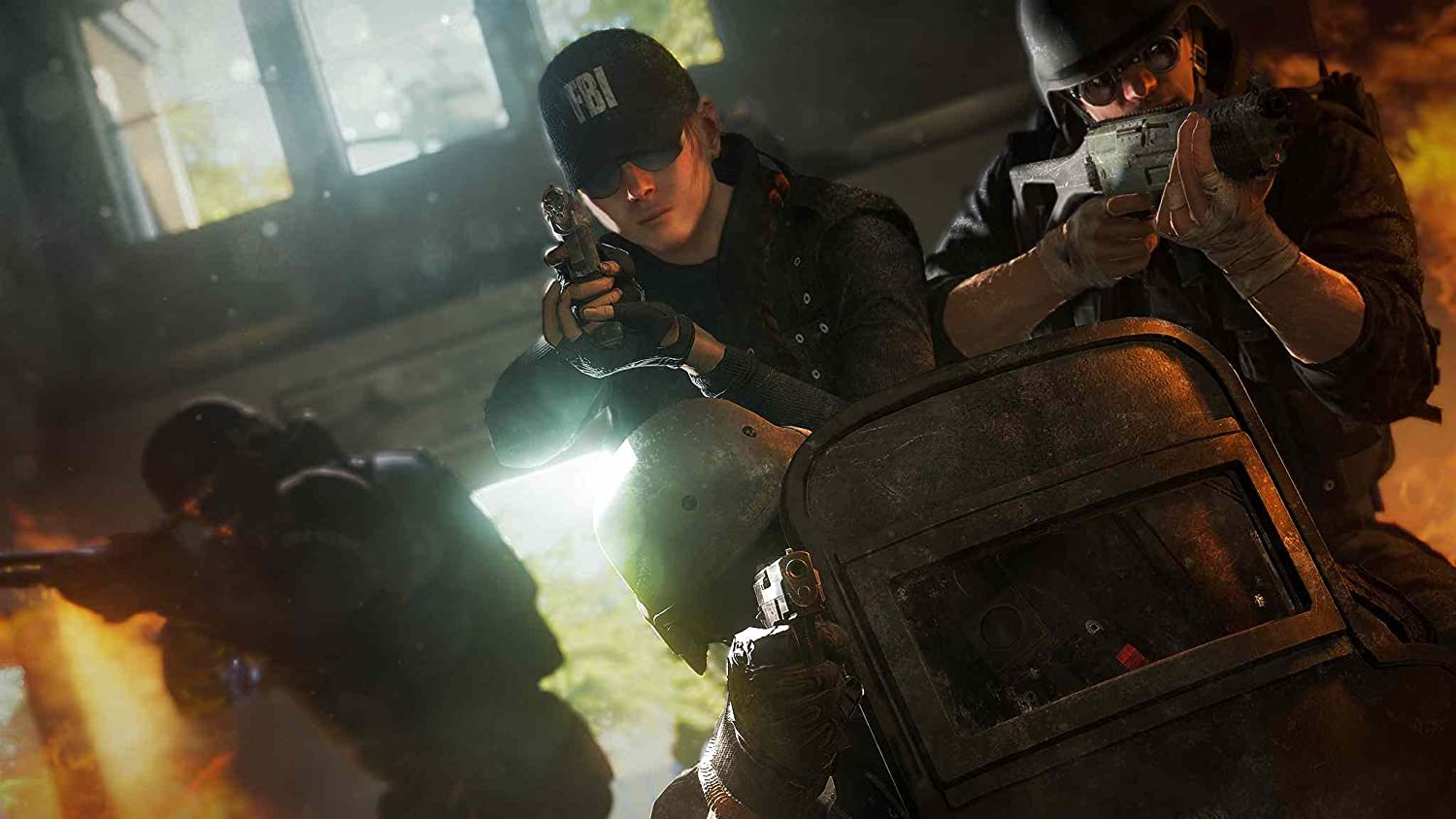 36位:ユービーアイソフト『Tom Clancy's Rainbow Six Siege』