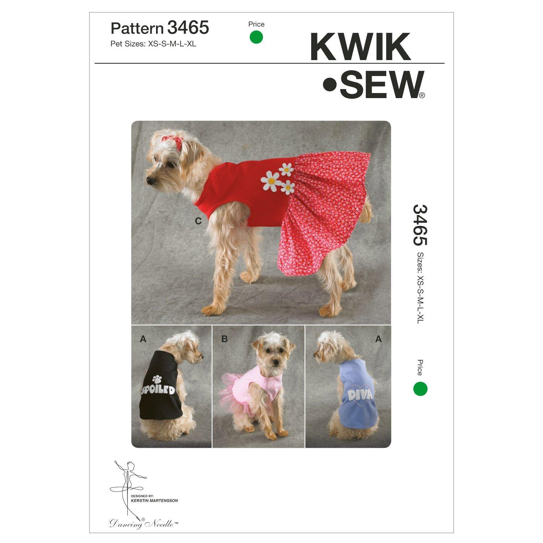 Amazon kwik sew k3465 shirts and dress sewing pattern size amazon kwik sew k3465 shirts and dress sewing pattern size pet xs s m l xl arts crafts sewing jeuxipadfo Choice Image