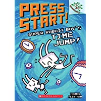 Super Rabbit Boy's Time Jump!: Branches Book (Press Start! #9) (9)