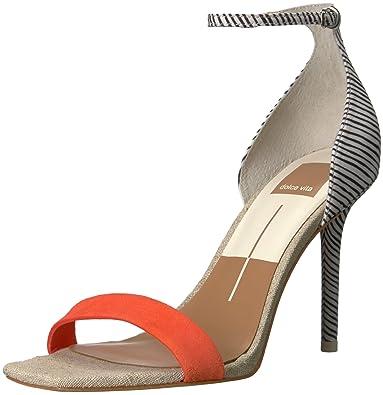 13ca1eb7e08 Amazon.com  Dolce Vita Women s Halo Heeled Sandal  Dolce Vita  Shoes