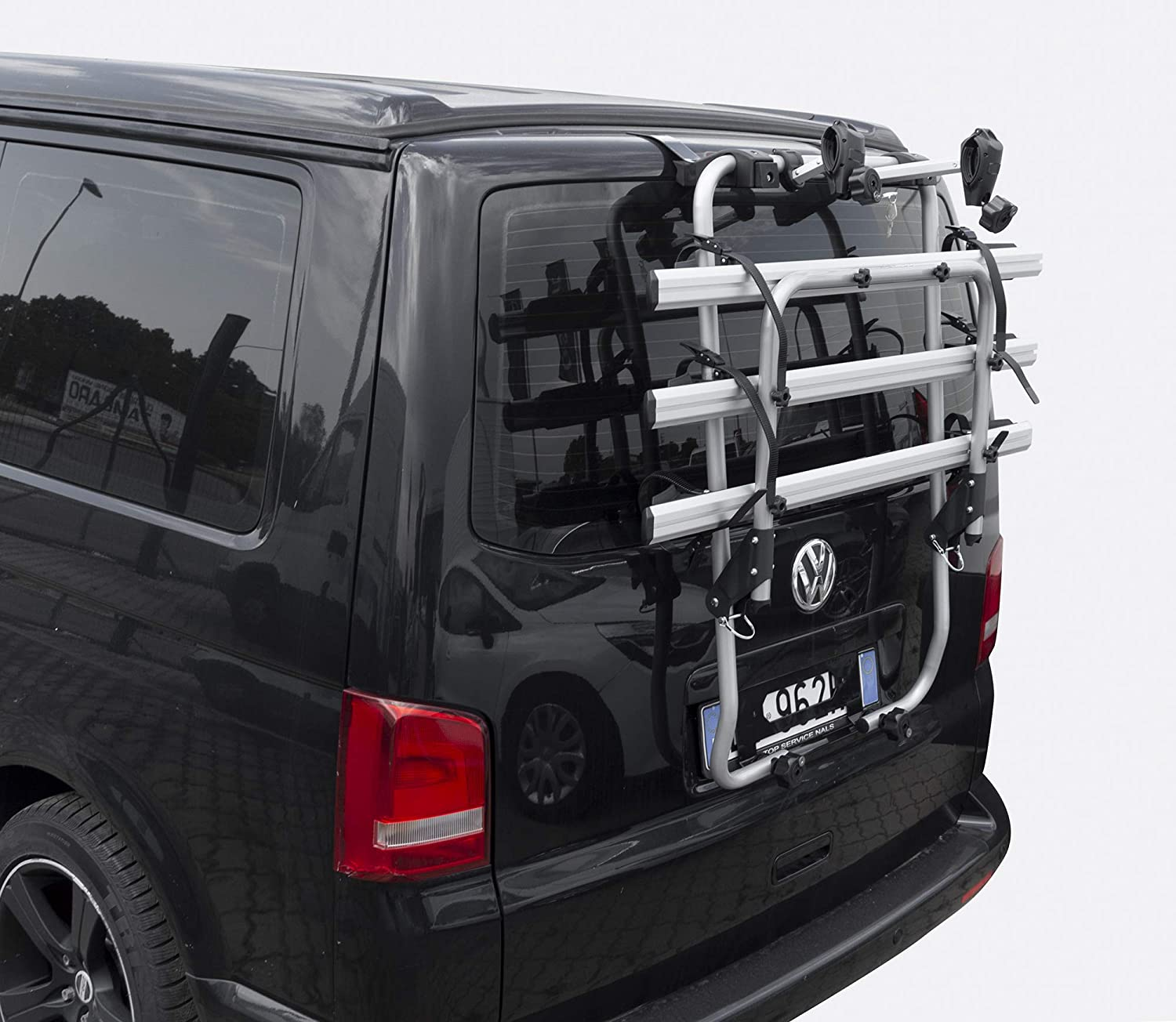 MENABO 38306878 Rear Tailgate Bike Carrier Shadow T6