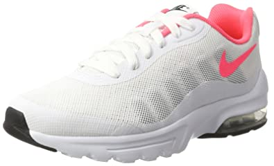 purchase cheap 08f0a fed28 Nike Air Max Invigor GS, Chaussures de Gymnastique garçon, Multicolore  (White Hot