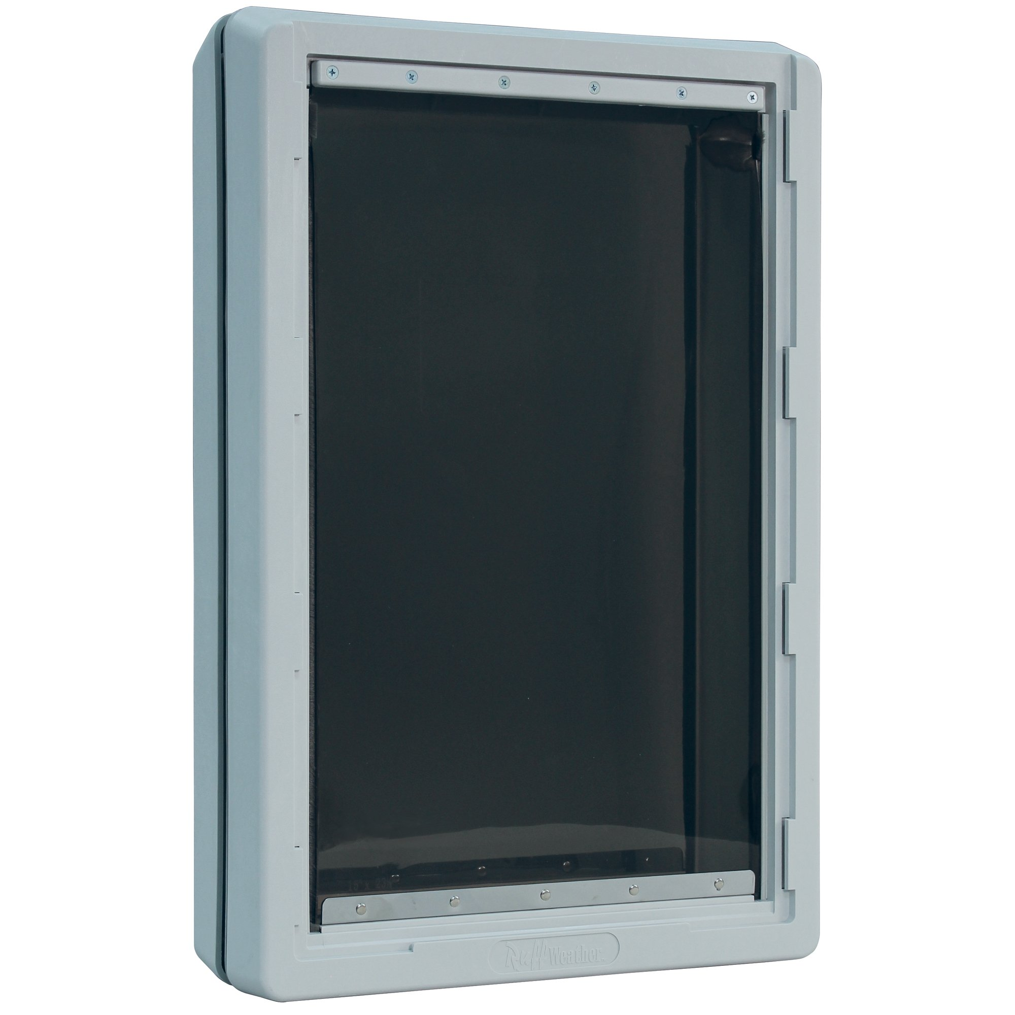 Ideal Pet Products Designer Series Ruff-Weather Pet Door with Telescoping Frame, Super Large, 15'' x 23.5'' Flap Size by Ideal Pet Products