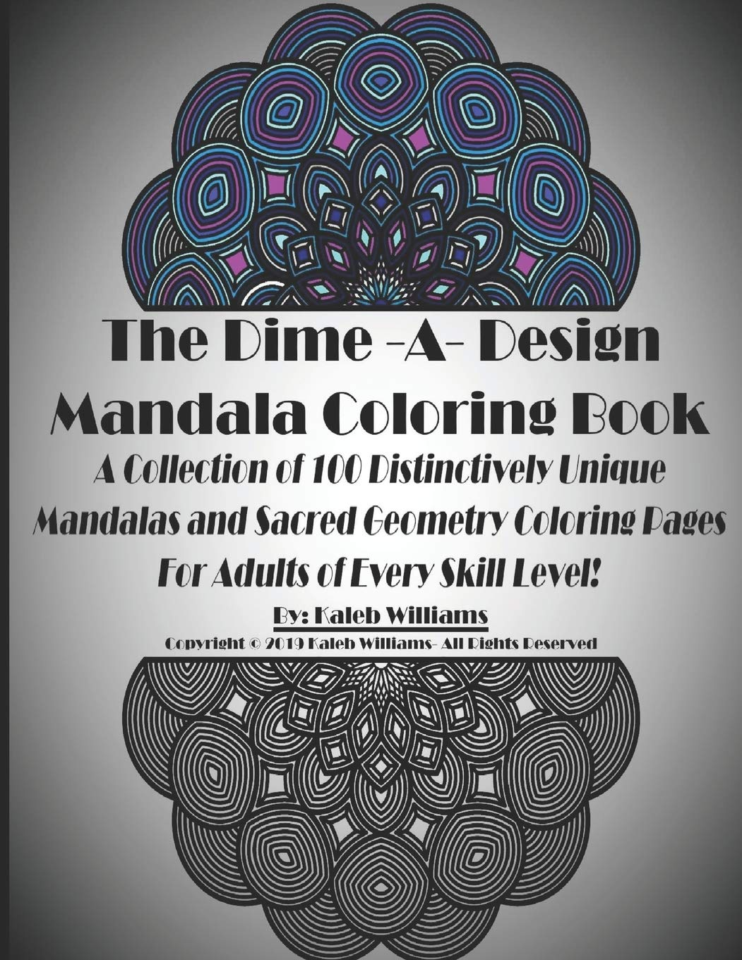 Free, Printable Mandala Coloring Pages for Adults | 1360x1051