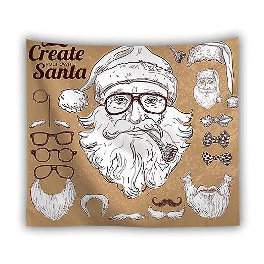 CYYCY Tapiz Forest Tapestry Psicodelicos Tapiz Pared Azul ...