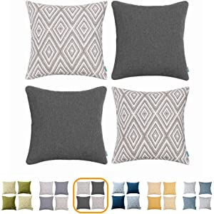 Stupendous Amazon Com Yumin Throw Pillow Cases Decorative Soft Square Andrewgaddart Wooden Chair Designs For Living Room Andrewgaddartcom