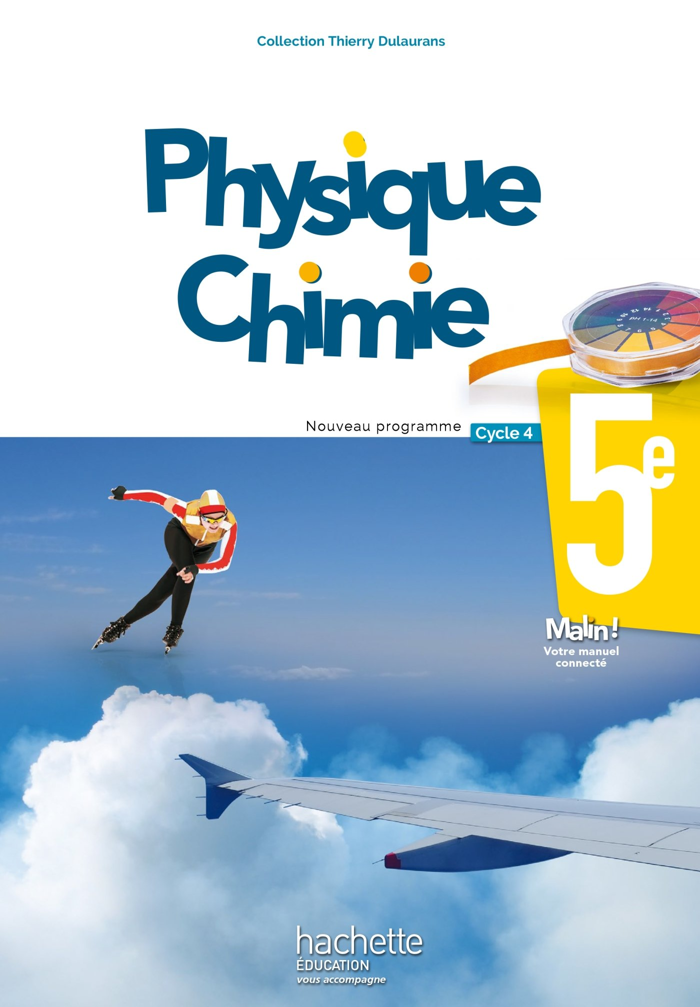 Physique Chimie 5e Cycle 4 Collectif 9782013953870 Amazon