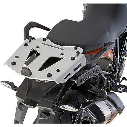 Givi SRA7703 Tirante Monokey Baúl con Aluminio Placa, Carga Máxima 6 Kg