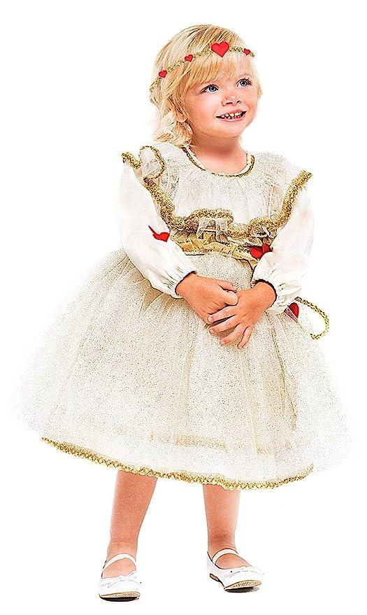 VENEZIANO Disfraz Cupido Vestido Fiesta de Carnaval Fancy Dress ...