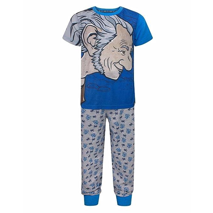 The BFG - Conjunto de Pijama Oficial Modelo Giant Country para niños   Amazon.es  Ropa y accesorios b4535a2f23c