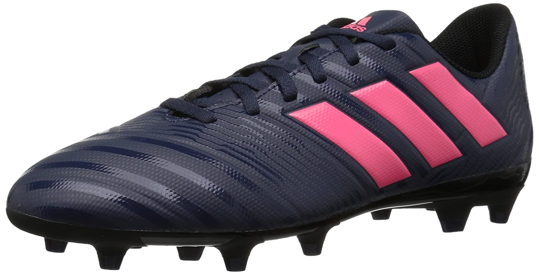adidas Women's Nemeziz 17.4 Fg W Soccer Shoe B071S7ML8G 6 B(M) US|Trace Blue/Red Zest/Core Black