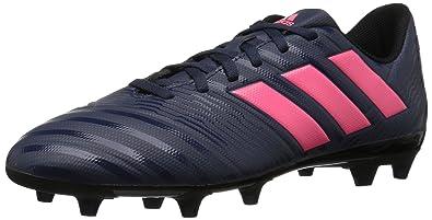 bdd14c21c adidas Women's Nemeziz 17.4 FG W Soccer Shoe, Trace Blue/red Zest/core