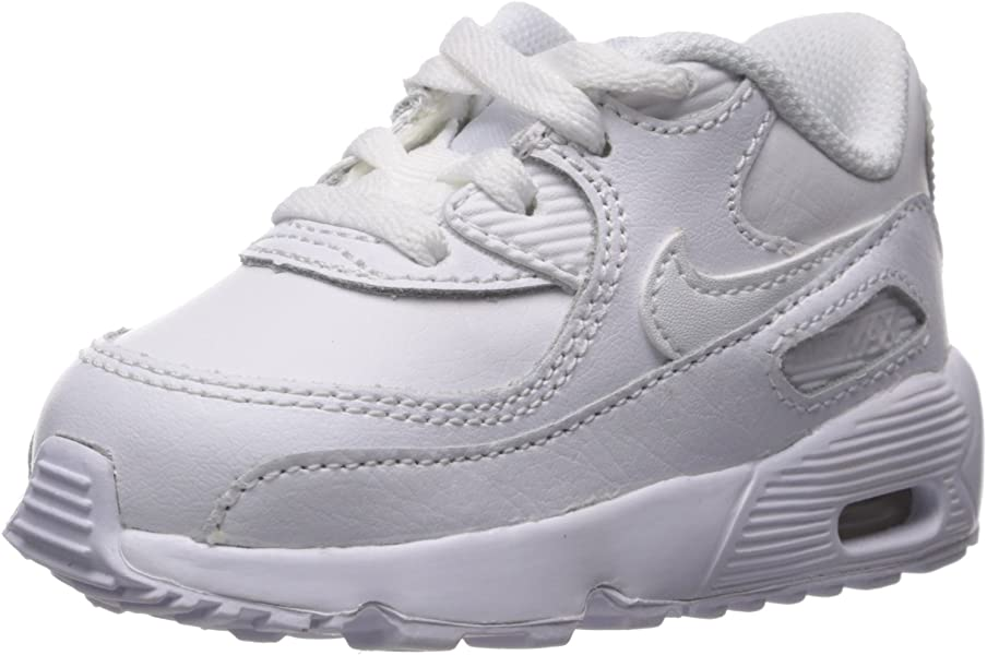 on sale 47258 c6d90 Nike Air MAX 90 LTR (TD), Zapatillas de Gimnasia para Niños