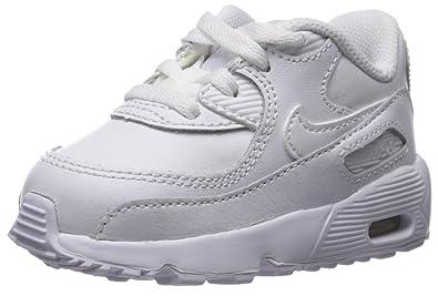 Air LeathertdChaussures Boys Nike Max Mixte 90 EnfantAmazon nw0Ok8PX