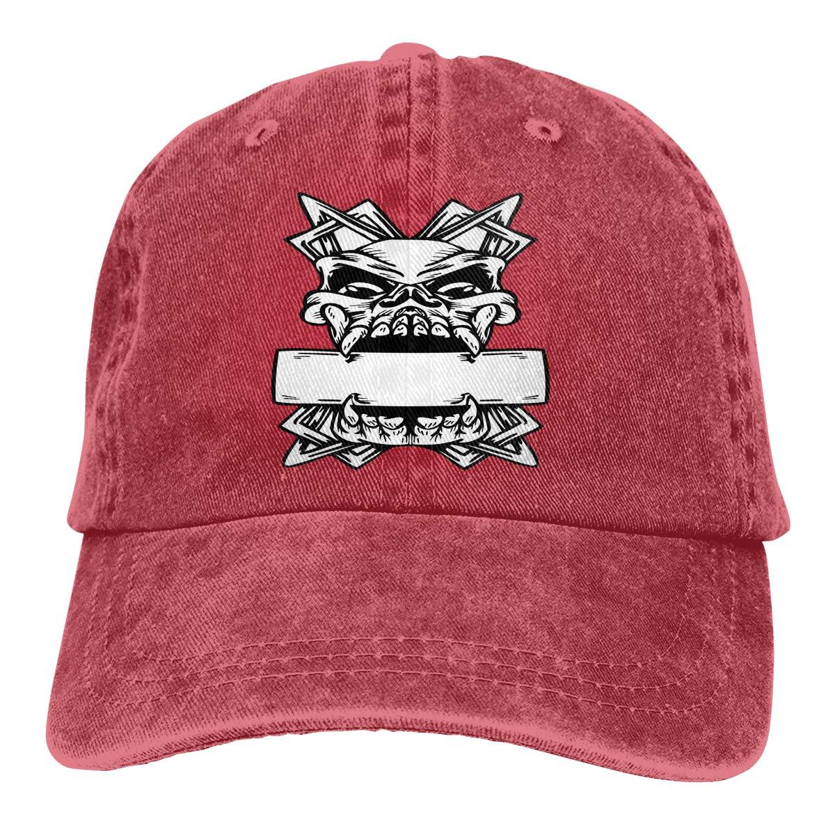 3 HU MOVR Taro Graffiti Cowboy Hat Baseball Hats Fish Adjustable Caps for Mens Womens