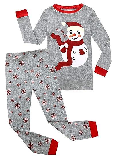 kids pajamas hop girls christmas pajamas cotton pjs children clothes set sleepwear grey6