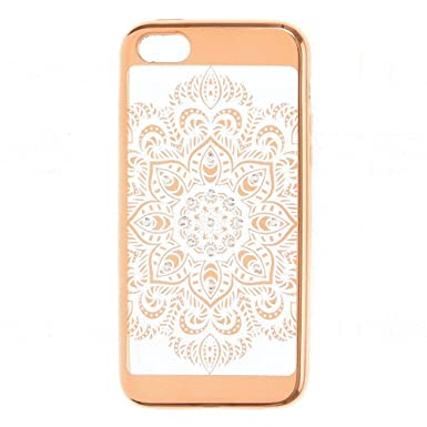 coque fille mandala iphone 5 s