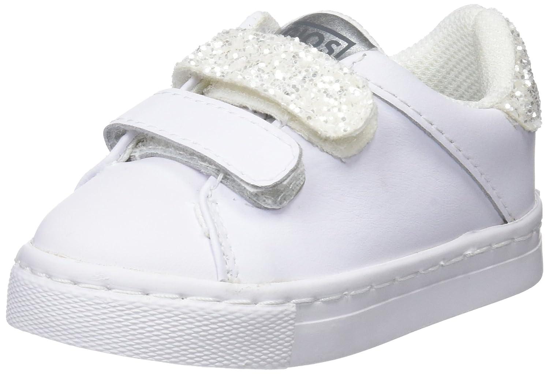 Gioseppo Baby Mädchen 43922 Hausschuhe, Weiß (White), 21 EU