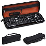 Mchoi Hard Portable Case Compatible for Hercules DJControl Starlight Pocket USB DJ Controller,Case Only