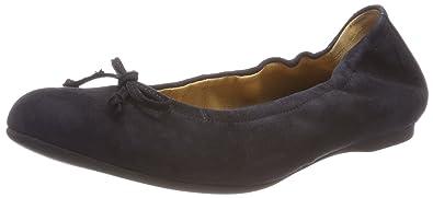 383082aab433 Gabor Shoes Damen Gabor Casual Geschlossene Ballerinas, Blau (Pazifik), 35  EU (