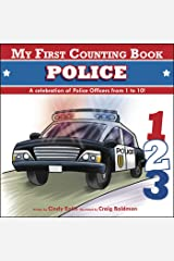 My First Counting Book: Police Board book