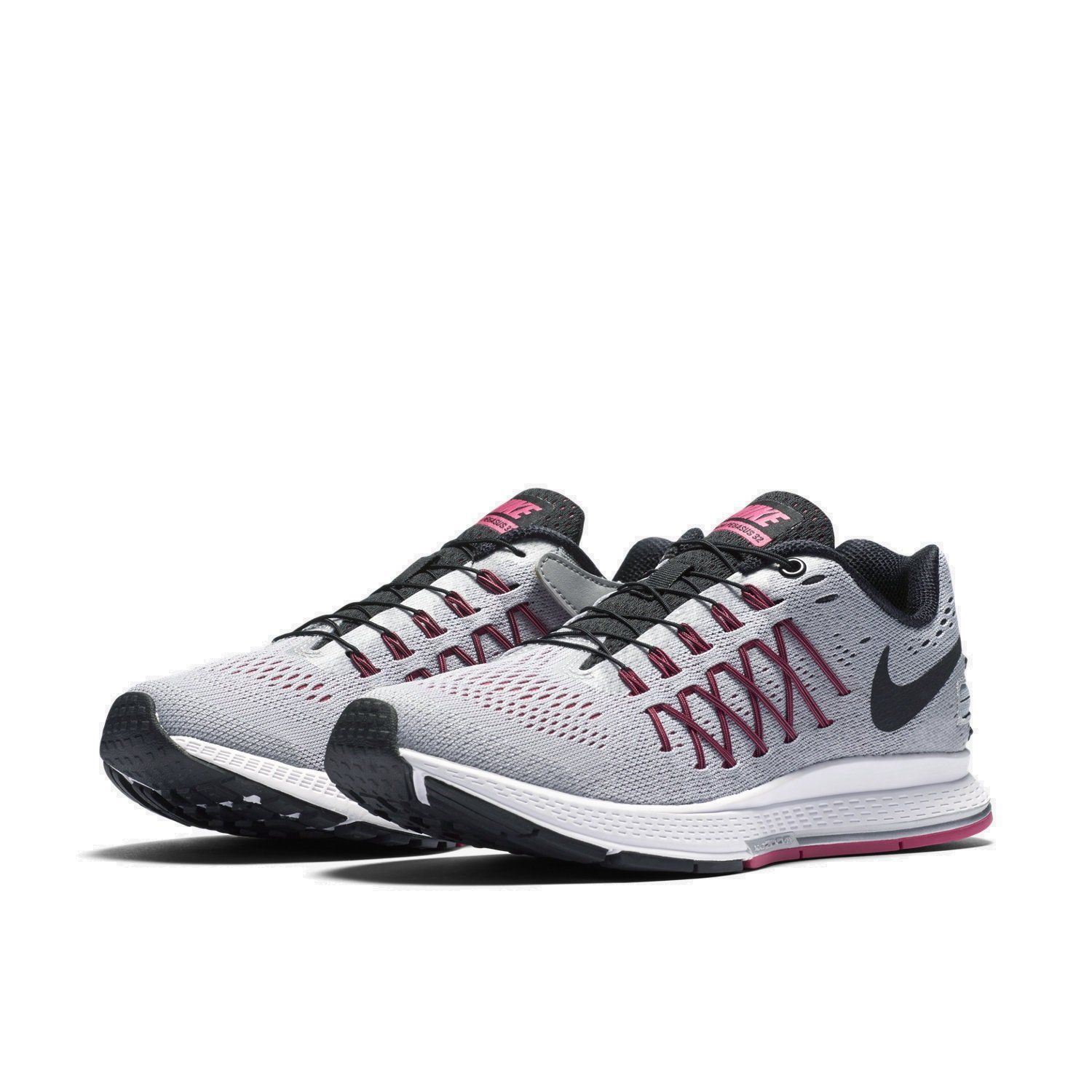 le dernier 62991 f6bc0 Nike Women's W Air Zoom Pegasus 32 Flyease Running Shoes ...