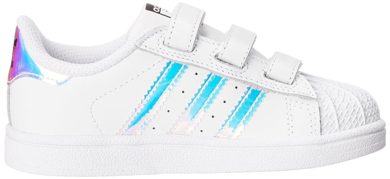 K adidas Originals Kids Superstar CF I Running Shoe adidas Originals Kids/' Superstar CF I Running Shoe SUPERSTAR CF I