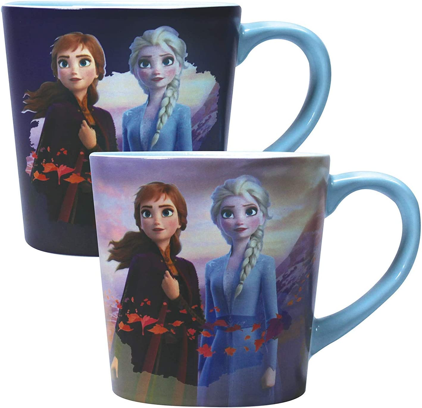 Elsa color changing cup