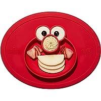 EZPZ Ezpz Sesame Street Elmo Bowl Limited Edition, Red, 310 Grams