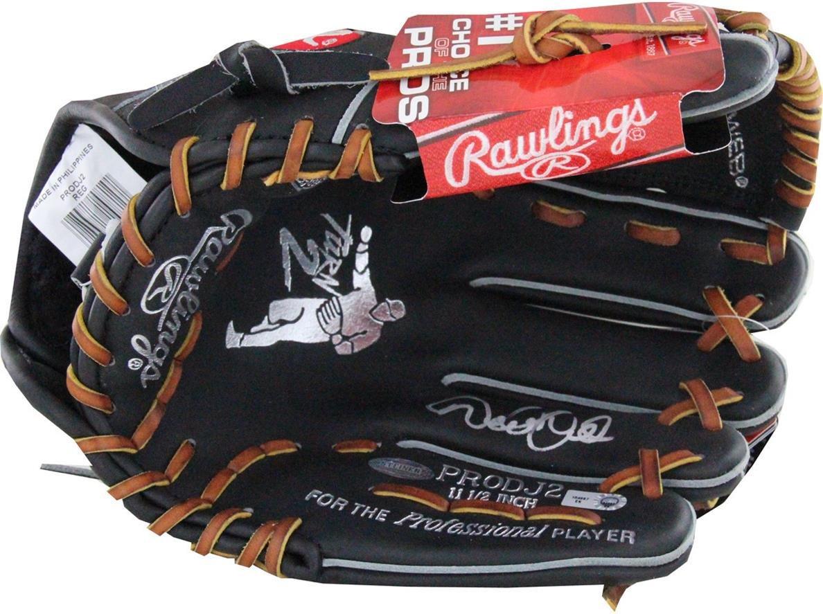 Steiner Sports MLB New York Yankees Derek Jeter Signed Rawlings Glove