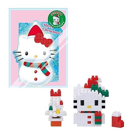 Christmas Card Printing.Amazon Com Muromachi Speed Printing Nano Block Christmas
