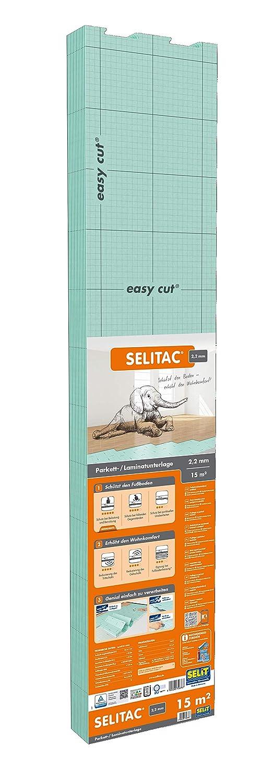 Selitac Sous-couche pour parquet flottant et stratifi/é 2,2 mm