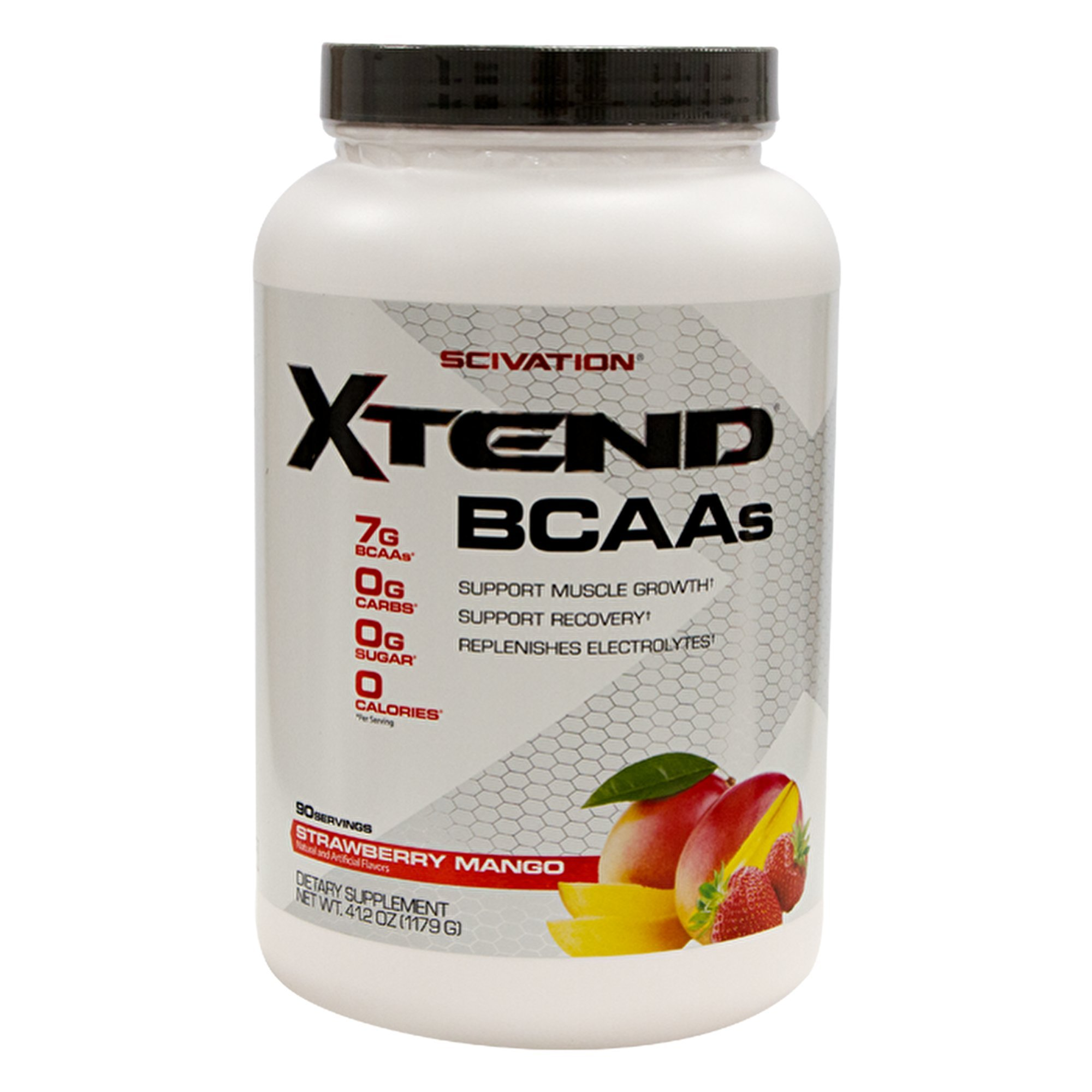 Scivation Xtend BCAA Powder, Branched Chain Amino Acids, BCAAs