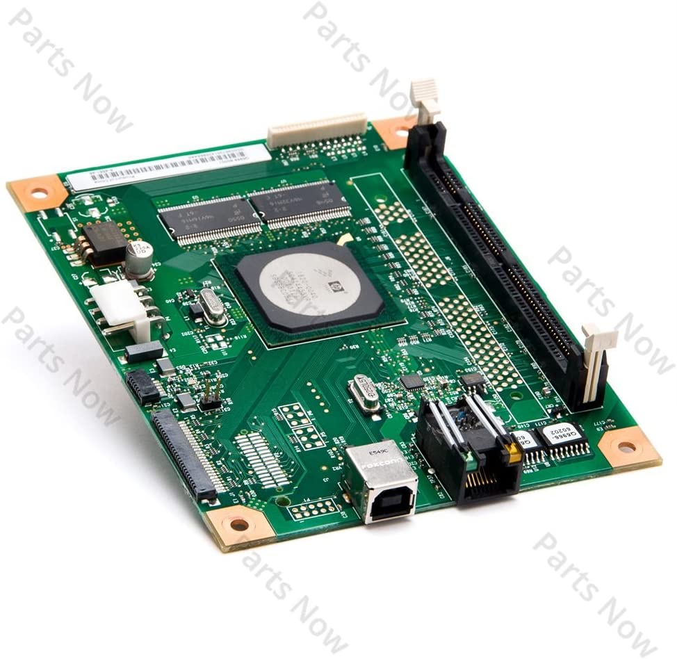 HP 2605 Formatter Board, OEM Outright-Network