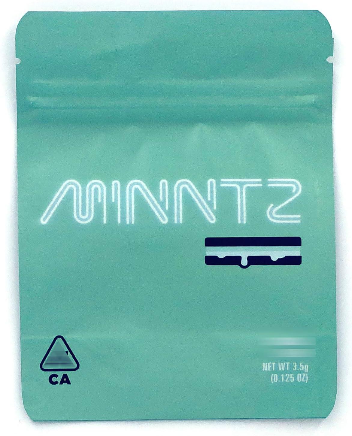 25ct YA HEMI GRANDIFLORA COOKIES Bags Empty Zip Lock w// STICKERS /& LABEL