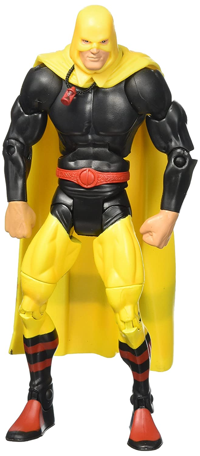 DC Universe DC Comics 75 Years of Super Power Wave 14 Classics Series 6 Inch Tall Action Figure  5  HOURMAN with Ultra Humanites Head and Lower Torso Plus Collector Button (R5794)