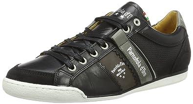 Pantofola d'Oro Imola Uomo Low, Chaussons d'intérieur Homme, Beige/Blanc 43 EU