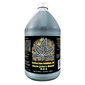 Cutting Edge Solutions Uncle John's Blend Growing Additive